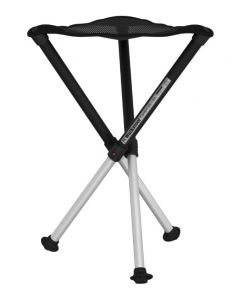 Walkstool 3-Poots krukje Comfort 55 cm Verstelbaar Zwart