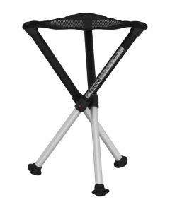 Walkstool 3-Poots krukje Comfort 45 cm Verstelbaar Zwart