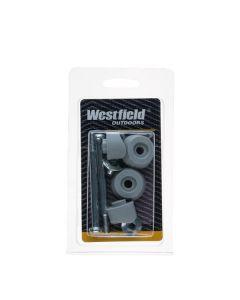 Westfield verbindingsset zitting/frame 6 stuks