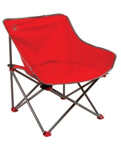 Coleman Kickback Chair Red