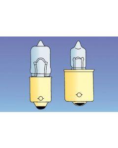 LAMPJE HALOGEEN 12V. 10 WATT