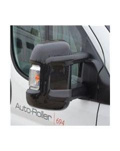 Milenco Mirror Protector Ducato zwart