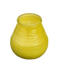 Bolsius Patiolight Citronella 40 Branduren Geel