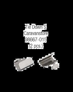 Fixing Kit Caravanstore Tie Down S