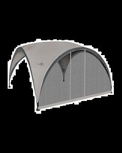 Bo-Camp Zijwand voor Party Shelter Small met gaas en een deur
