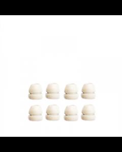 Dometic afstandshouder rubber cramer 8 stuks