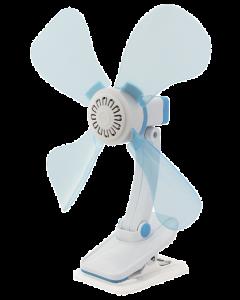 Eurotrail Ventilator 12V Blauw