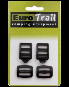 Eurotrail Ladderlock 2 stuks 15mm