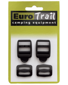 Eurotrail Ladderlock 2 stuks 20mm
