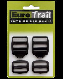 Eurotrail Ladderlock 2 stuks 25mm
