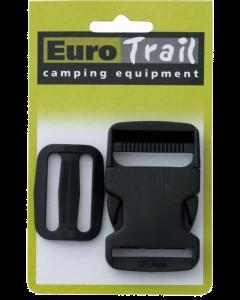 Eurotrail Snelsluiting 1 stuk 38mm