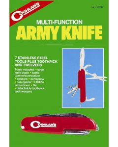 CL Army knife 7 tools #9507