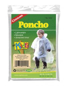 CL Poncho for kids #0242