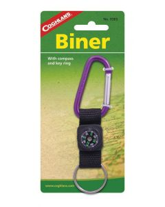 CL Biner with compass+keyring #0365