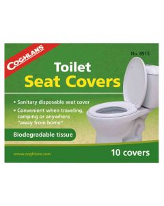 CL Toilet seat cover 10st #8915