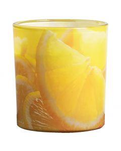 BO Gevuld Geurglas citronella