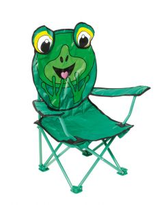 Bo-Camp Kinderstoel opvouwbaar kikker