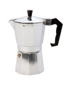 Bo-Camp Percolator Espresso maker 6-Cups Aluminium