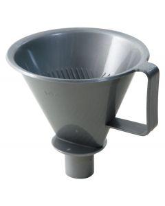 Koffiefilter met tuit No.4