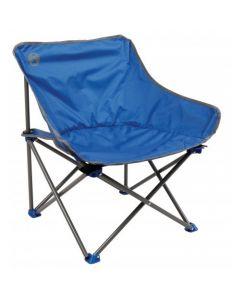 Coleman Kickback Chair Blue Spots