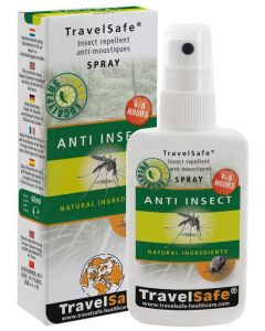 TravelSafe Anti-Insect Spray