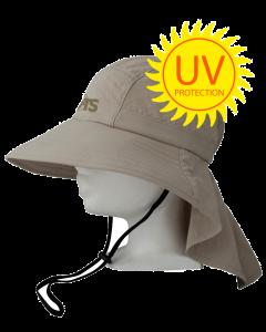 TravelSafe Sun Hat, met UV-bescherming