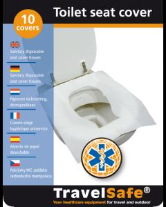 TravelSafe Toiletbril bedekker