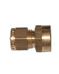 Widney LPG gaskachel model standaard gaskoppeling 8 mm naar 6 mm