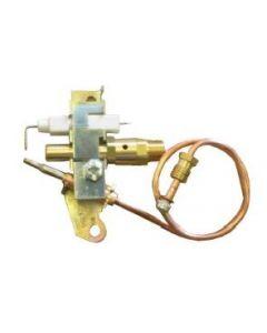 Widney LPG gaskachel model standaard atmosfeer detector-waakvlam assemblage [zuurstofsensor]
